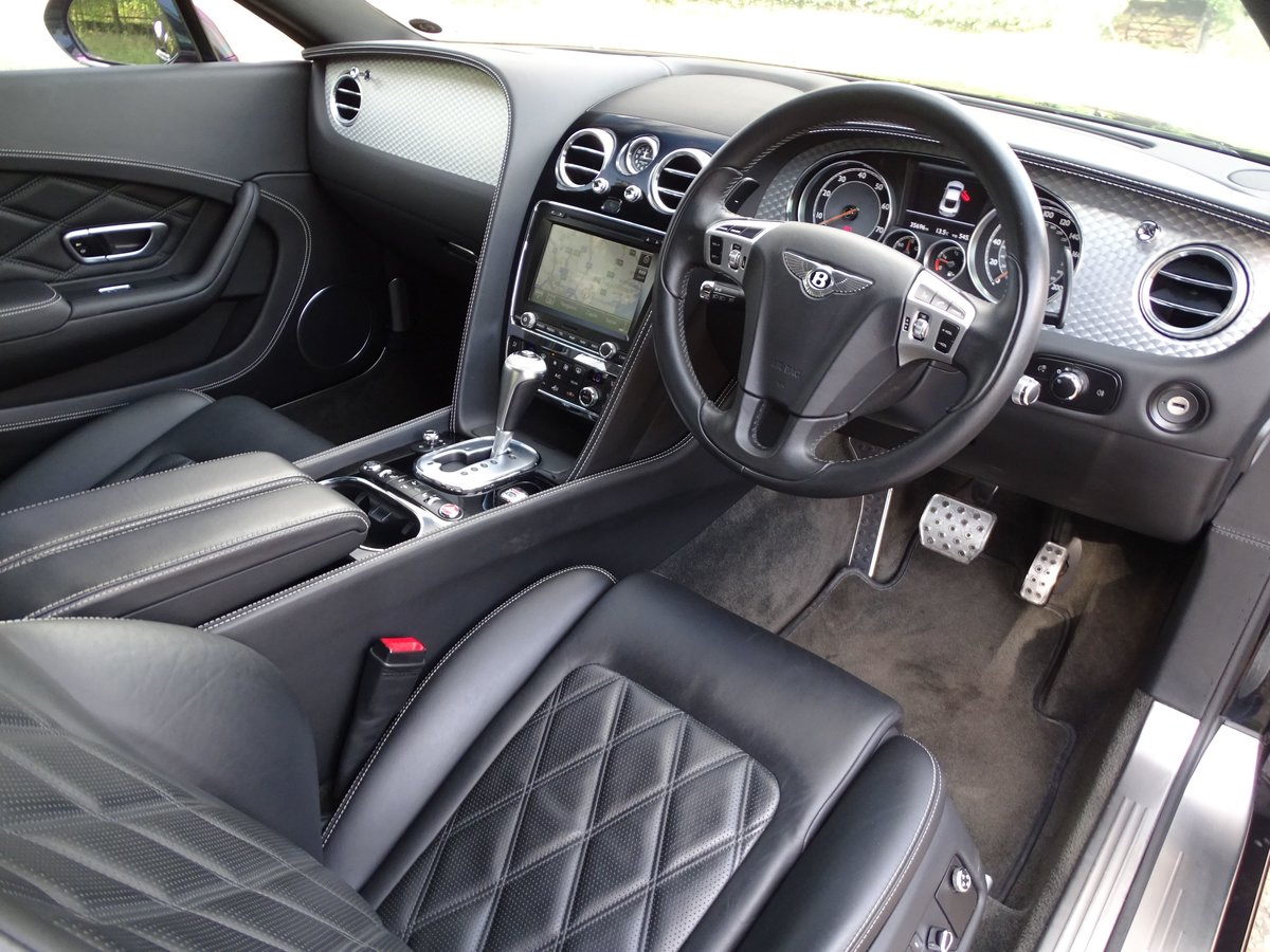 2011 Bentley  CONTINENTAL GT  6.0 W12 MULLINER COUPE 2012 MODEL A For Sale (picture 12 of 24)