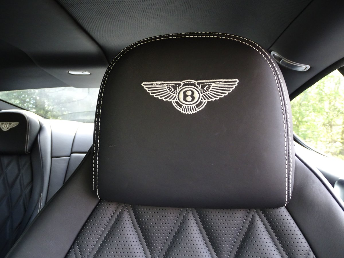 2011 Bentley  CONTINENTAL GT  6.0 W12 MULLINER COUPE 2012 MODEL A For Sale (picture 13 of 24)