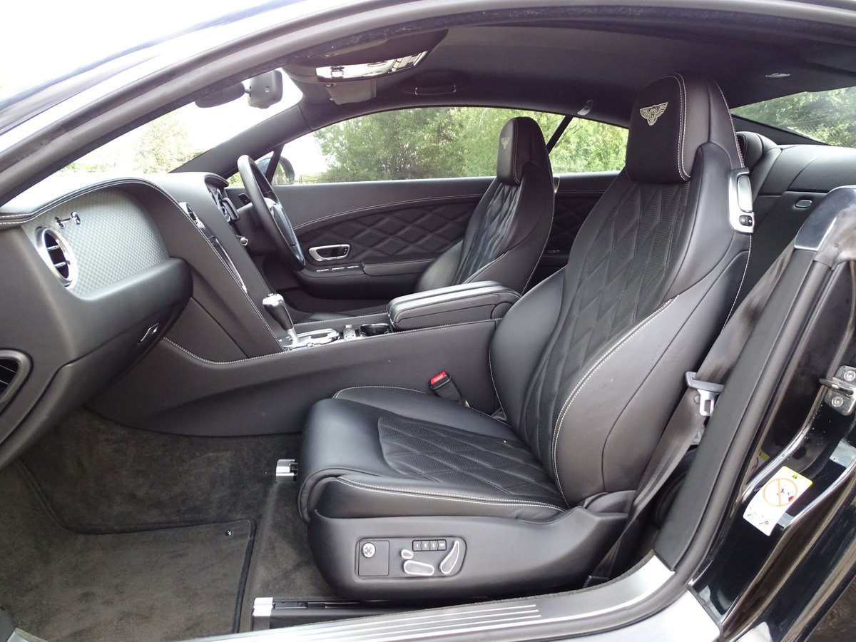2011 Bentley  CONTINENTAL GT  6.0 W12 MULLINER COUPE 2012 MODEL A For Sale (picture 14 of 24)