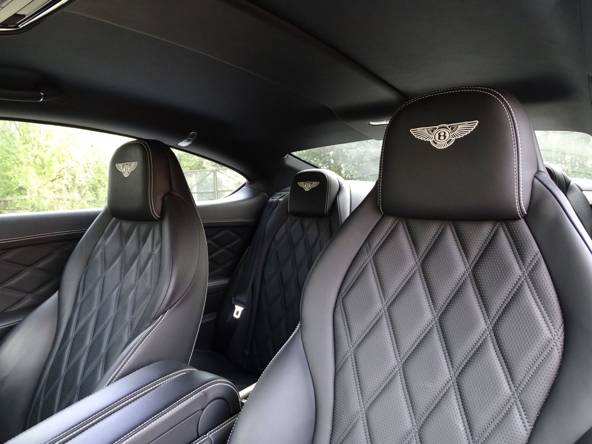 2011 Bentley  CONTINENTAL GT  6.0 W12 MULLINER COUPE 2012 MODEL A For Sale (picture 15 of 24)