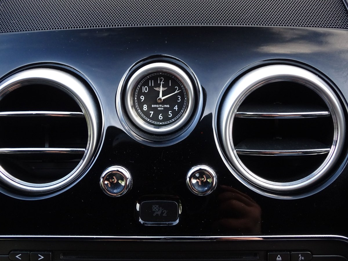 2011 Bentley  CONTINENTAL GT  6.0 W12 MULLINER COUPE 2012 MODEL A For Sale (picture 18 of 24)
