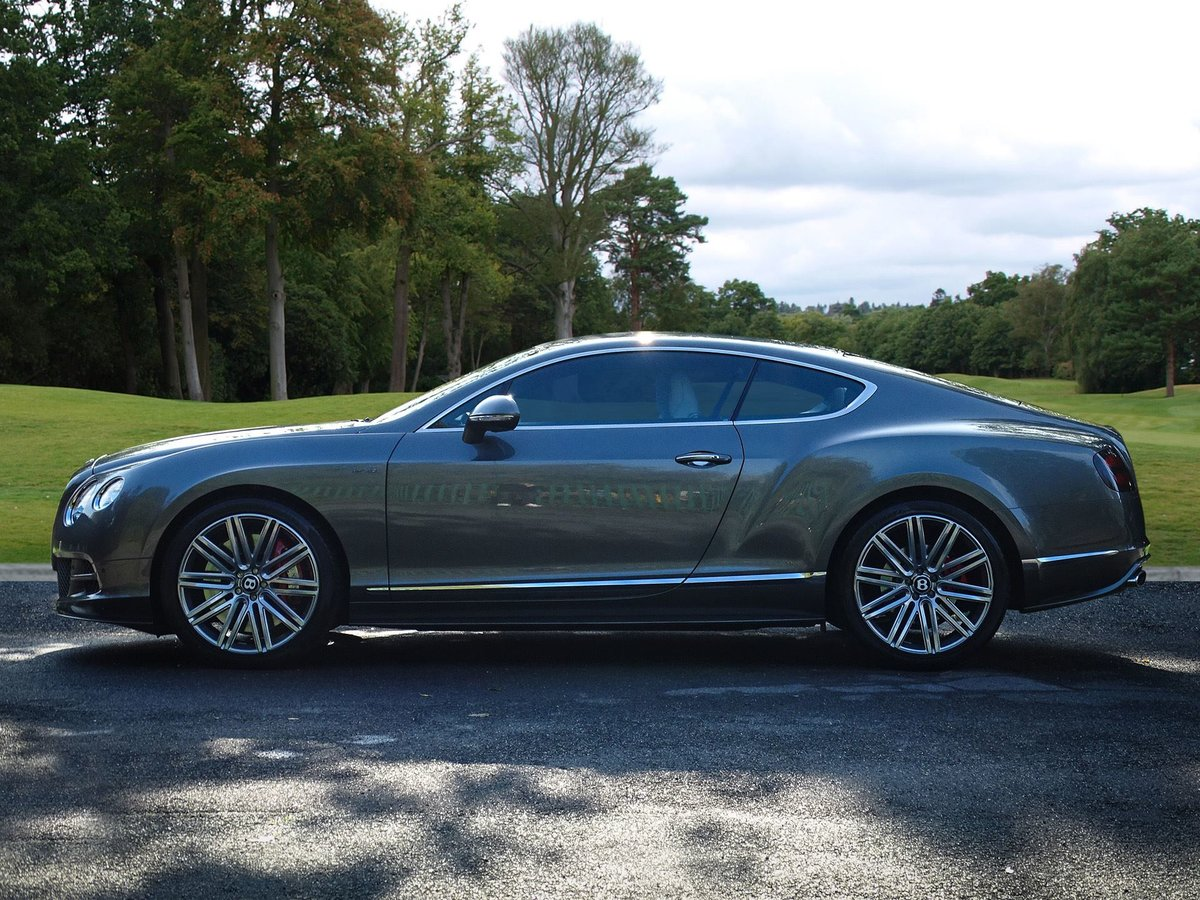 2014 Bentley  CONTINENTAL GT  SPEED COUPE AUTO  59,948 For Sale (picture 2 of 24)
