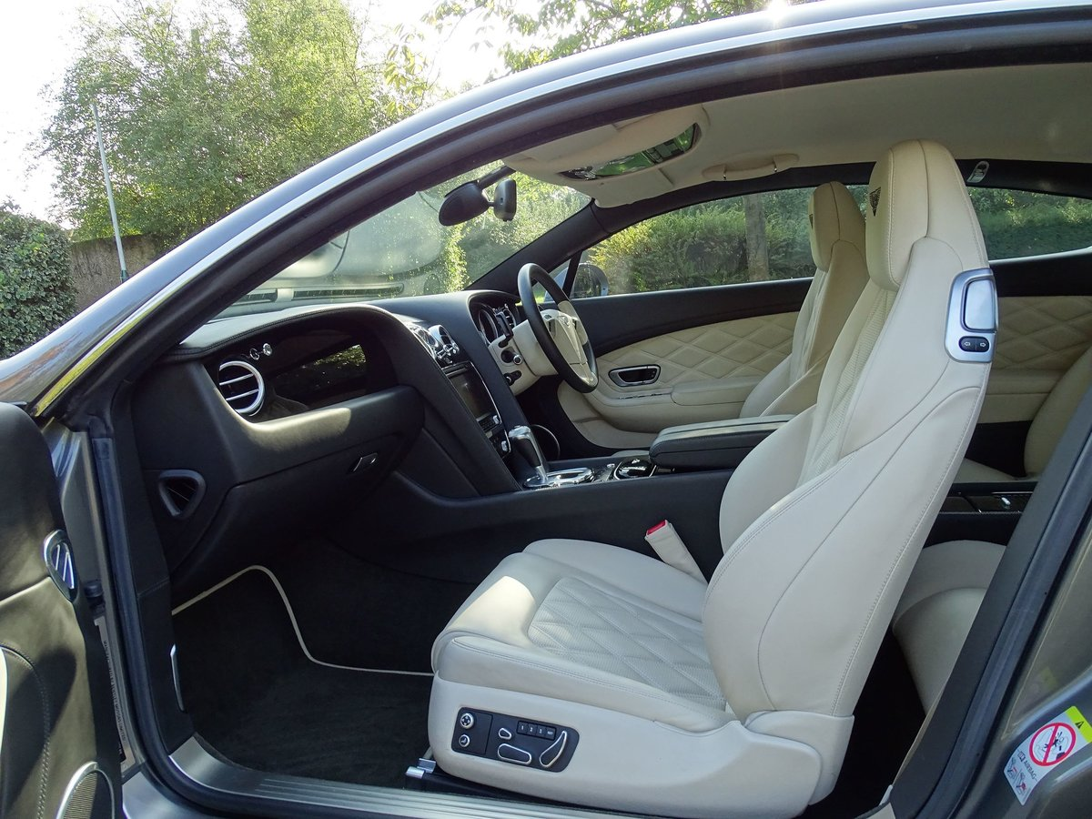 2014 Bentley  CONTINENTAL GT  SPEED COUPE AUTO  59,948 For Sale (picture 3 of 24)