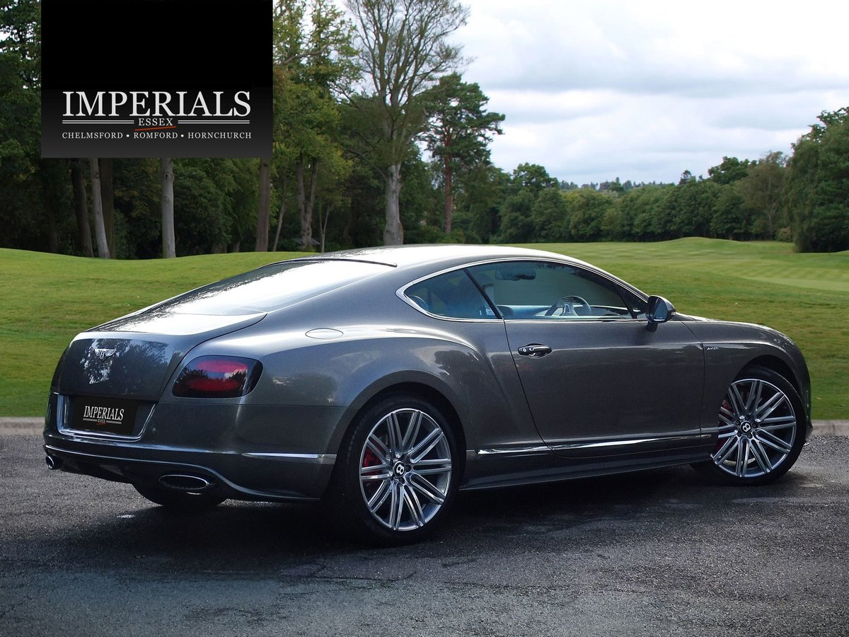 2014 Bentley  CONTINENTAL GT  SPEED COUPE AUTO  59,948 For Sale (picture 4 of 24)