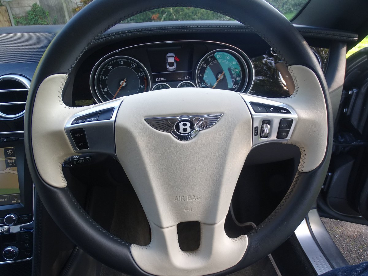 2014 Bentley  CONTINENTAL GT  SPEED COUPE AUTO  59,948 For Sale (picture 8 of 24)