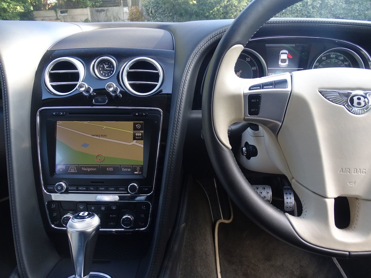 2014 Bentley  CONTINENTAL GT  SPEED COUPE AUTO  59,948 For Sale (picture 12 of 24)