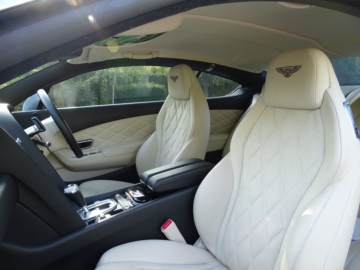 2014 Bentley  CONTINENTAL GT  SPEED COUPE AUTO  59,948 For Sale (picture 14 of 24)