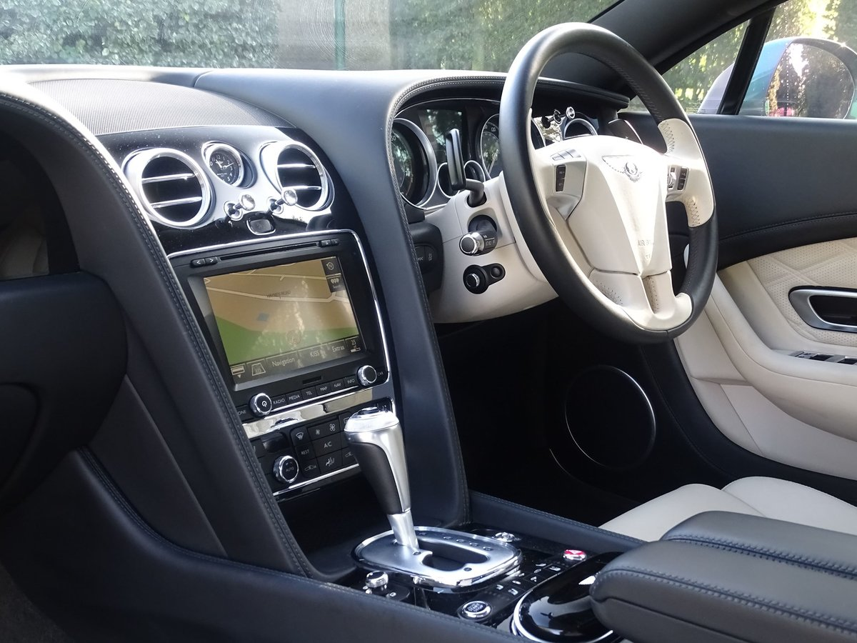 2014 Bentley  CONTINENTAL GT  SPEED COUPE AUTO  59,948 For Sale (picture 17 of 24)
