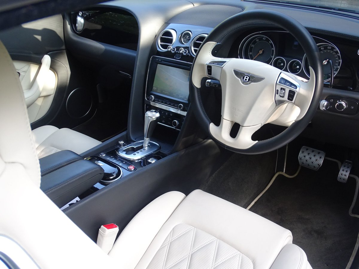 2014 Bentley  CONTINENTAL GT  SPEED COUPE AUTO  59,948 For Sale (picture 21 of 24)