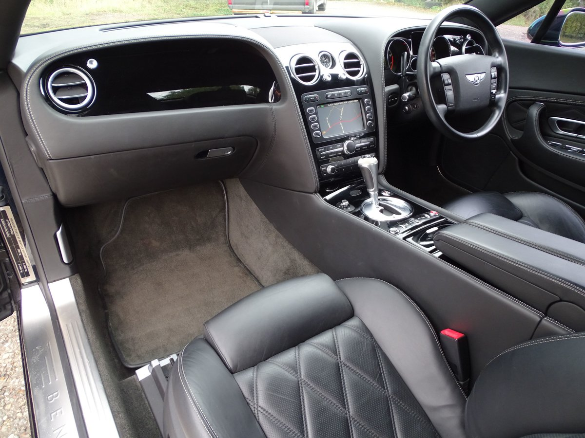 Bentley  CONTINENTAL GTC  MULLINER CABRIOLET 2008 MODEL AUTO For Sale (picture 11 of 21)