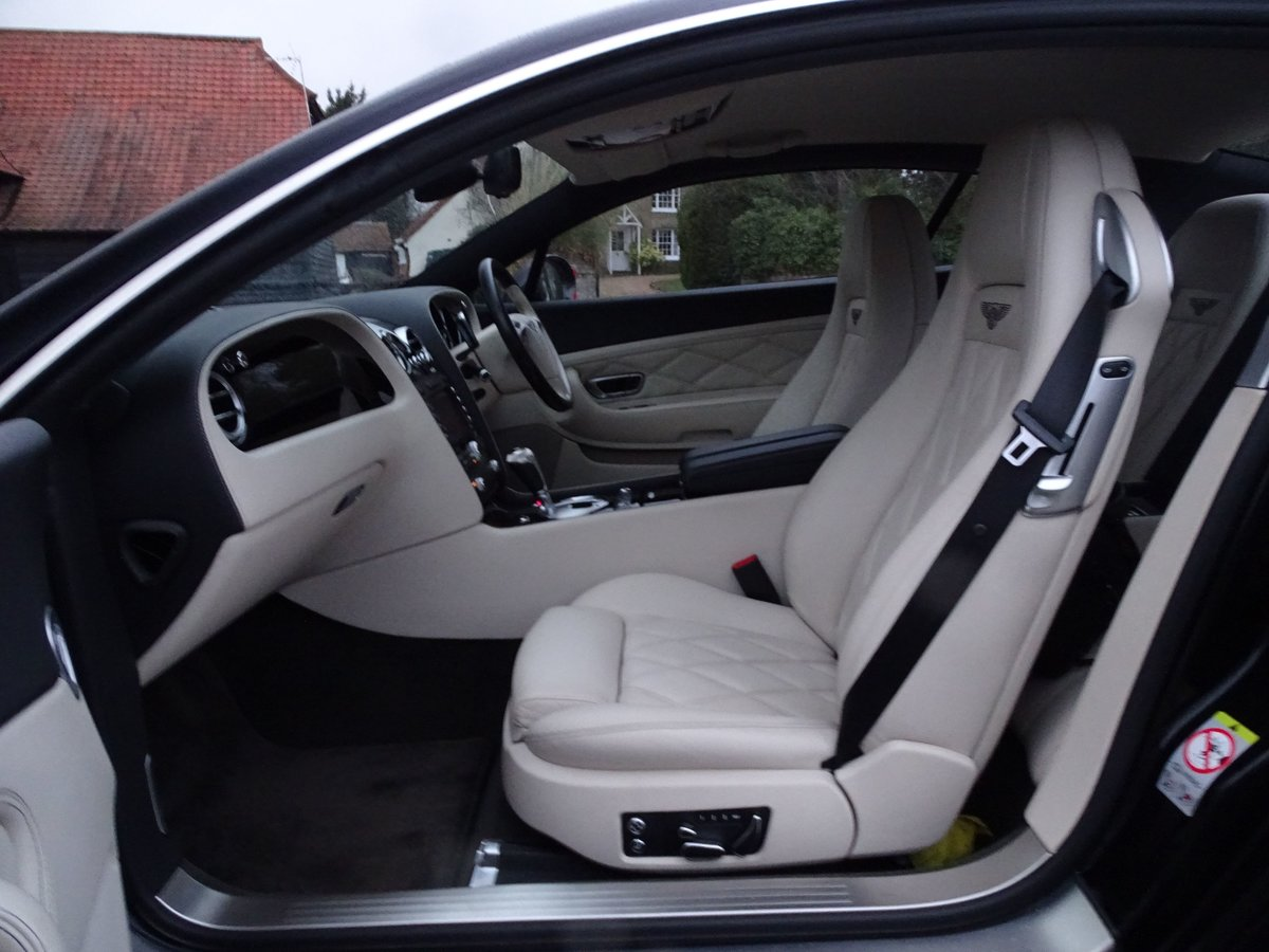 2010 Bentley  CONTINENTAL GT  SPEED COUPE AUTO  39,948 For Sale (picture 3 of 24)
