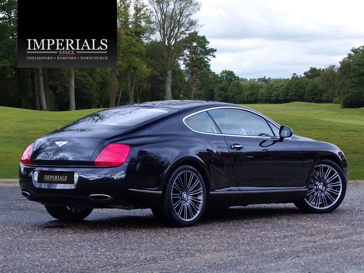 2010 Bentley  CONTINENTAL GT  SPEED COUPE AUTO  39,948 For Sale (picture 4 of 24)