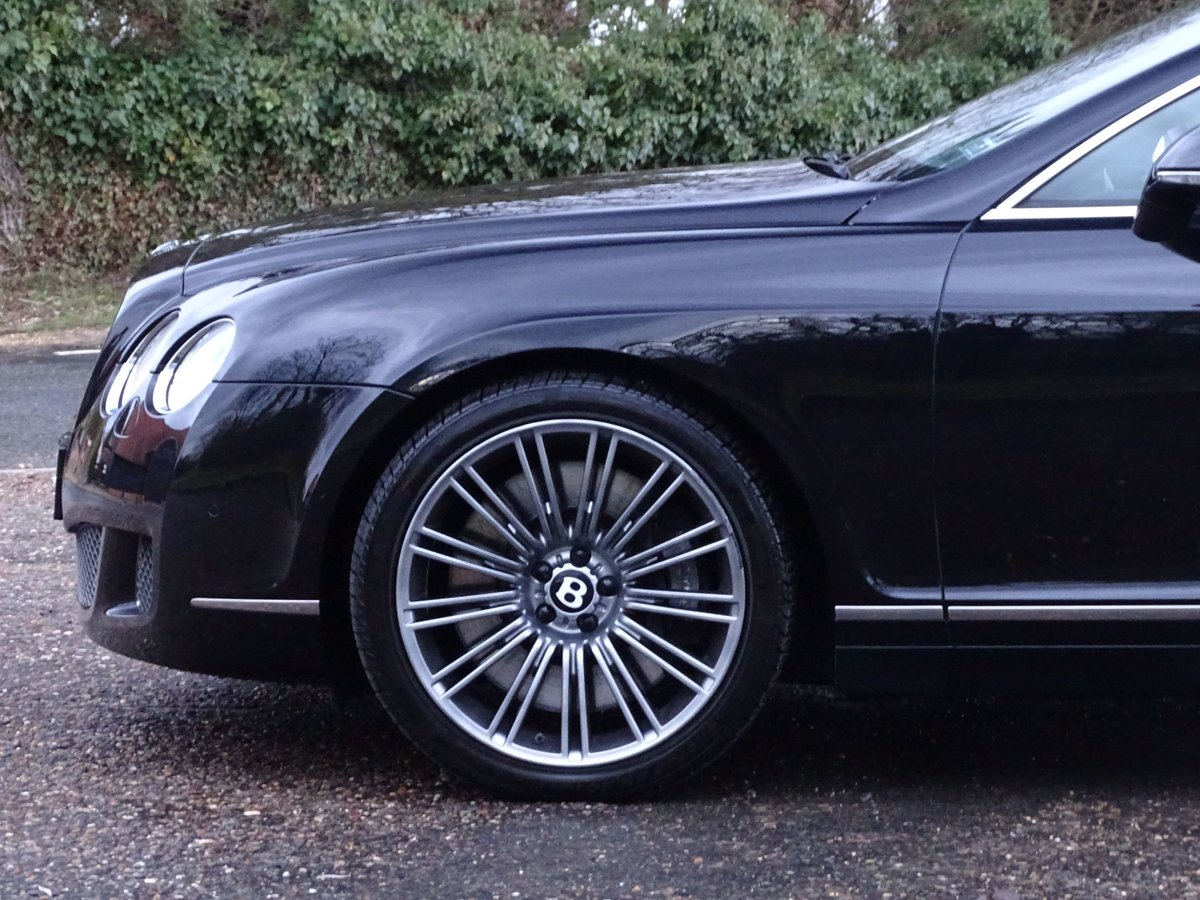 2010 Bentley  CONTINENTAL GT  SPEED COUPE AUTO  39,948 For Sale (picture 5 of 24)