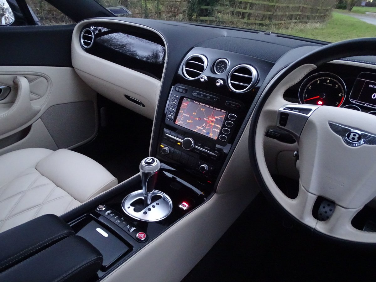 2010 Bentley  CONTINENTAL GT  SPEED COUPE AUTO  39,948 For Sale (picture 6 of 24)