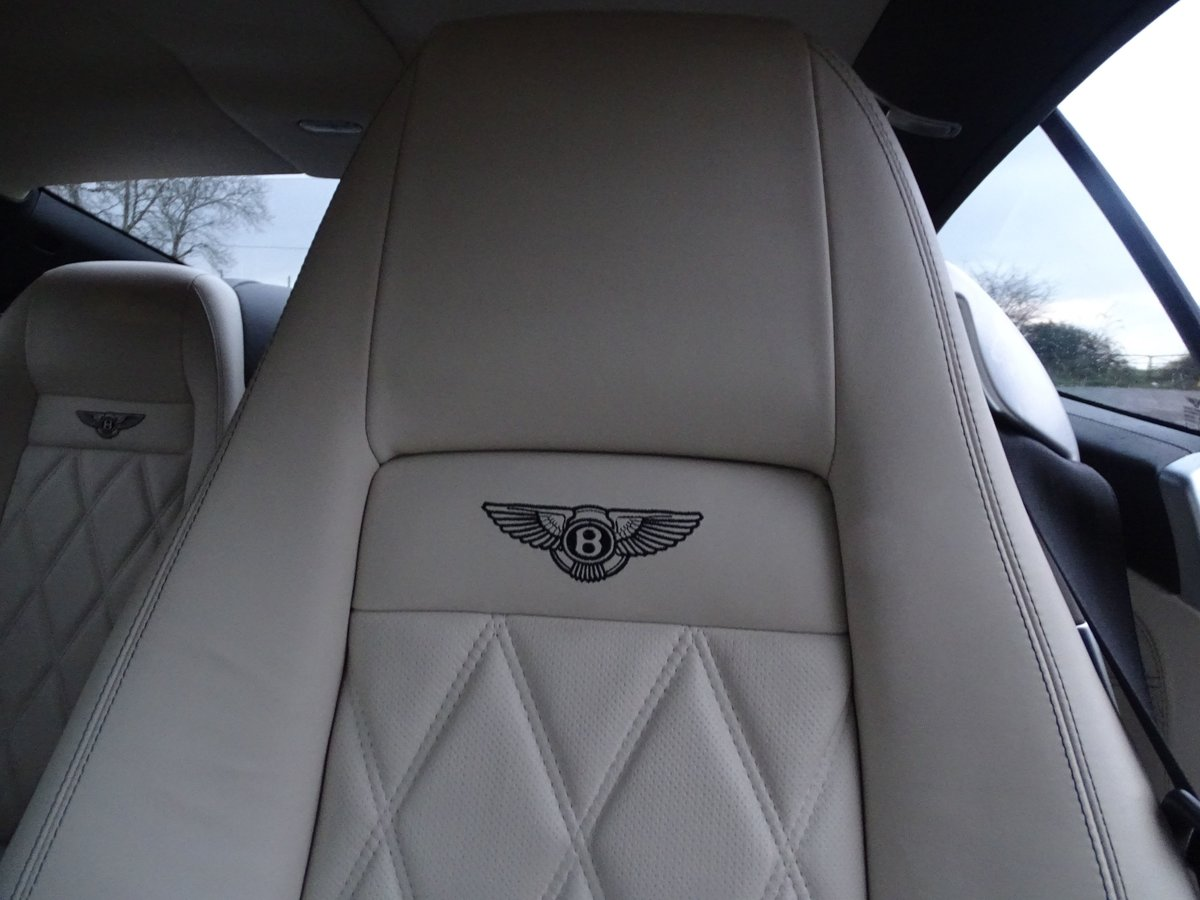 2010 Bentley  CONTINENTAL GT  SPEED COUPE AUTO  39,948 For Sale (picture 11 of 24)