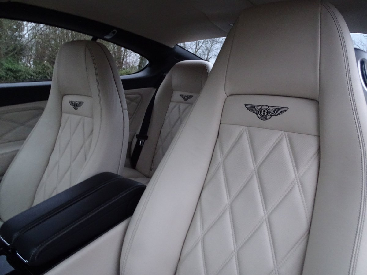 2010 Bentley  CONTINENTAL GT  SPEED COUPE AUTO  39,948 For Sale (picture 12 of 24)