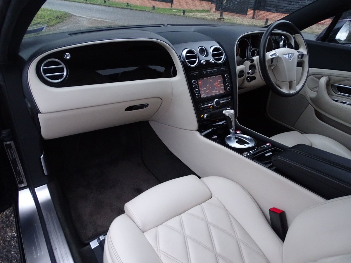 2010 Bentley  CONTINENTAL GT  SPEED COUPE AUTO  39,948 For Sale (picture 13 of 24)