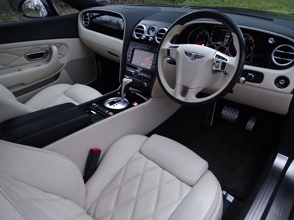 2010 Bentley  CONTINENTAL GT  SPEED COUPE AUTO  39,948 For Sale (picture 14 of 24)