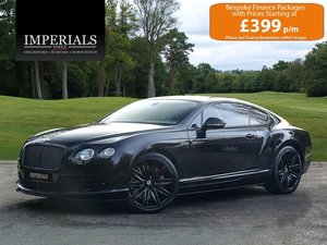 Bentley  CONTINENTAL GT  SPEED COUPE AUTO  64,948