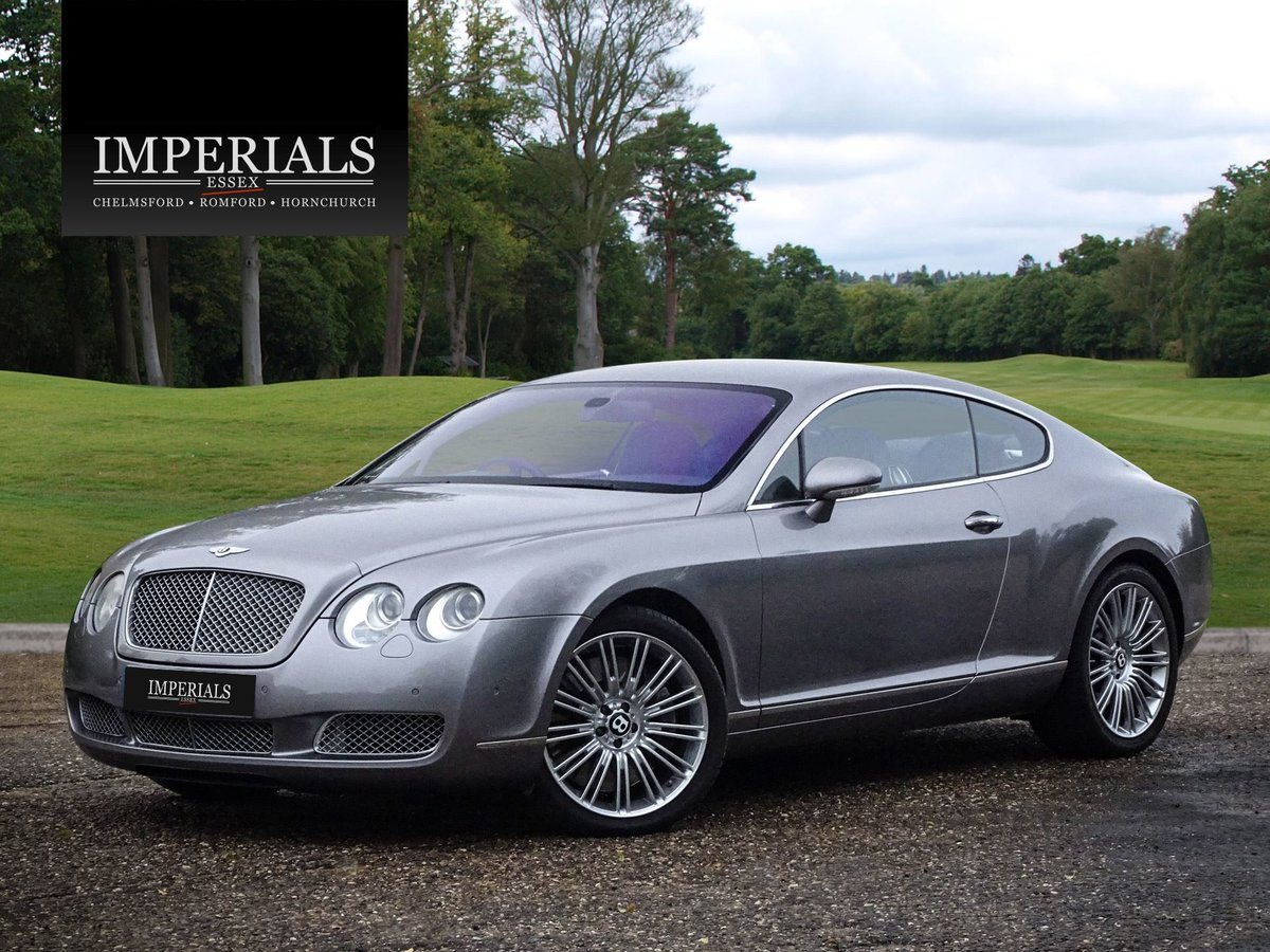 2006 Bentley  CONTINENTAL GT  COUPE AUTO  23,948 For Sale (picture 1 of 19)
