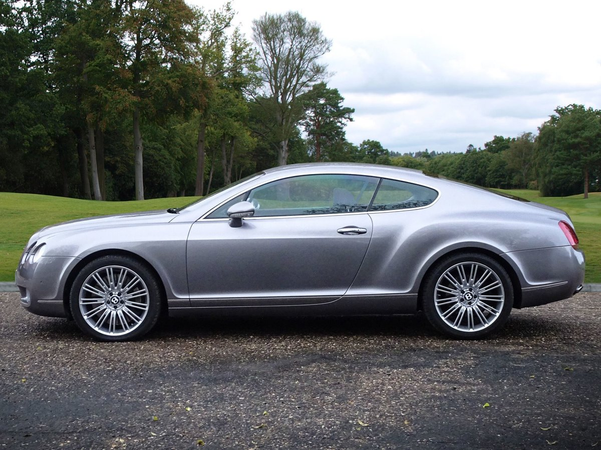 2006 Bentley  CONTINENTAL GT  COUPE AUTO  23,948 For Sale (picture 2 of 19)