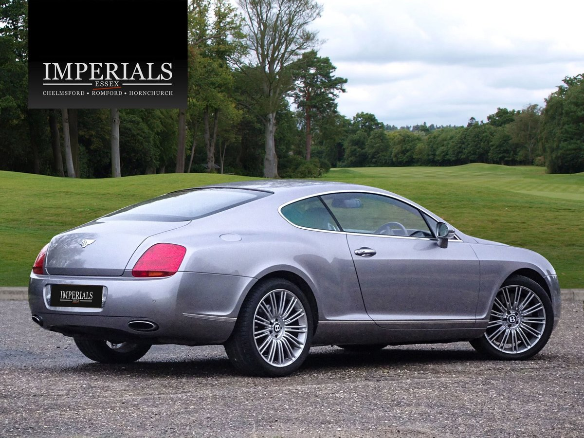 2006 Bentley  CONTINENTAL GT  COUPE AUTO  23,948 For Sale (picture 4 of 19)