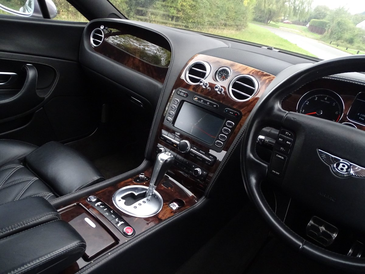 2006 Bentley  CONTINENTAL GT  COUPE AUTO  23,948 For Sale (picture 7 of 19)