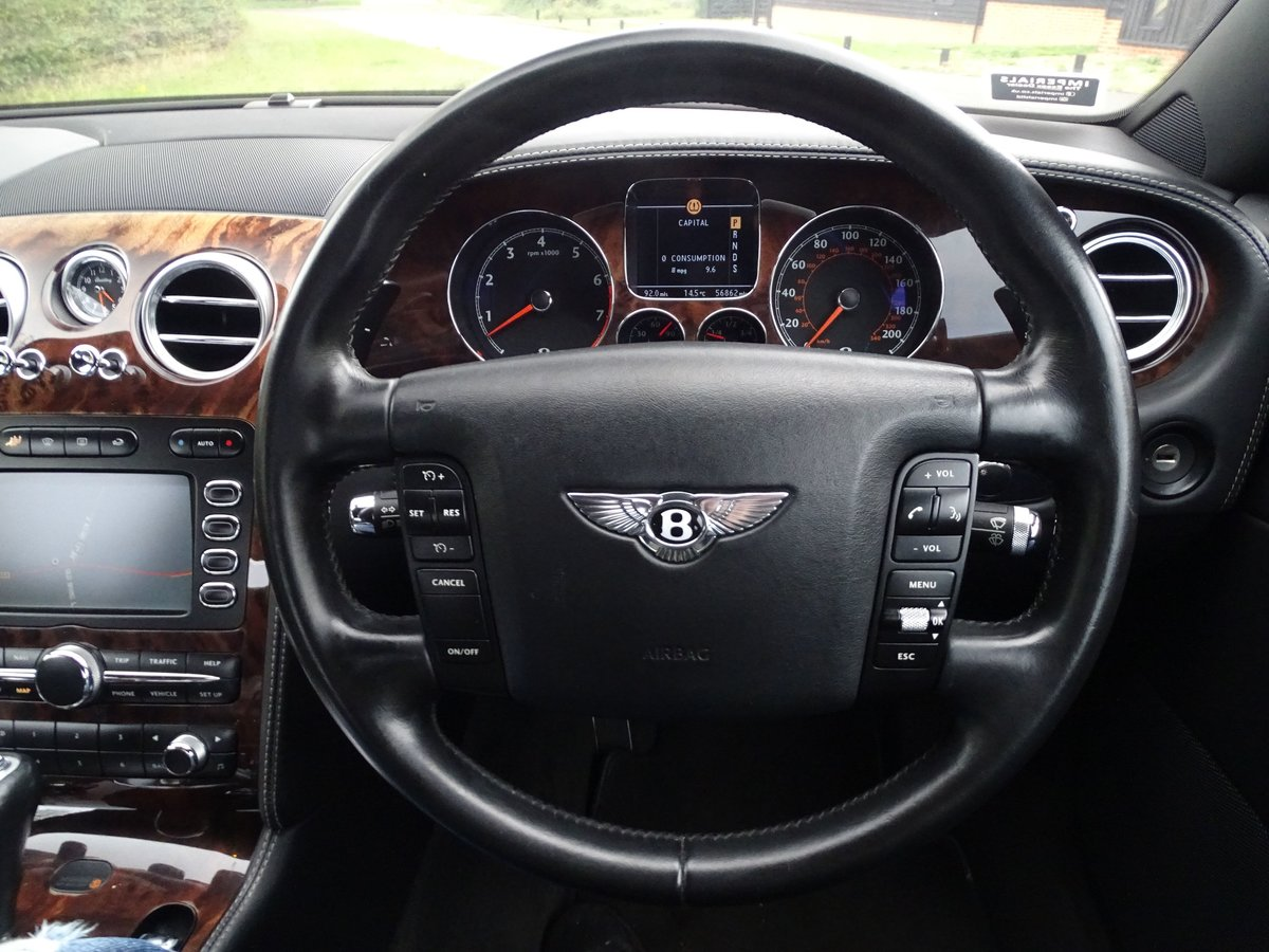 2006 Bentley  CONTINENTAL GT  COUPE AUTO  23,948 For Sale (picture 8 of 19)