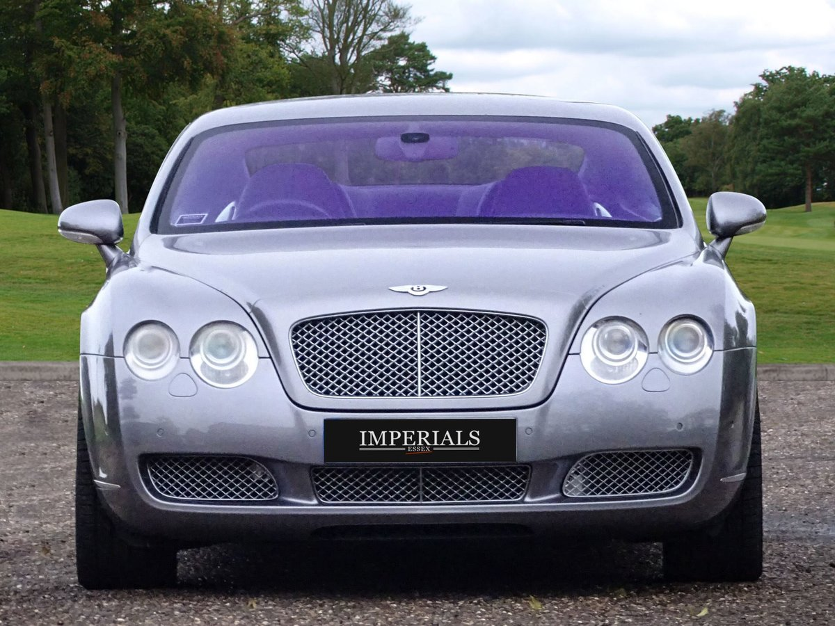 2006 Bentley  CONTINENTAL GT  COUPE AUTO  23,948 For Sale (picture 9 of 19)