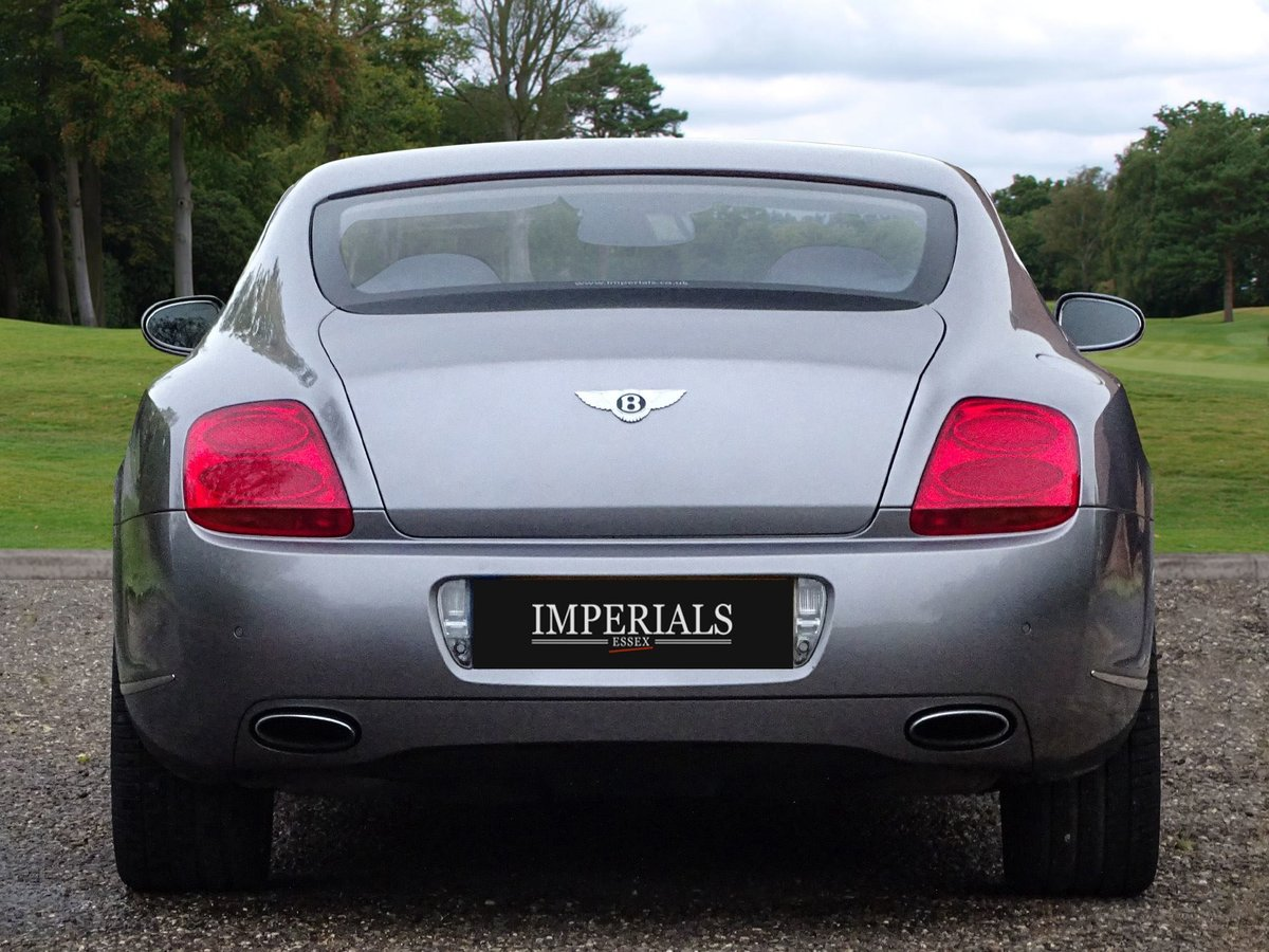 2006 Bentley  CONTINENTAL GT  COUPE AUTO  23,948 For Sale (picture 10 of 19)