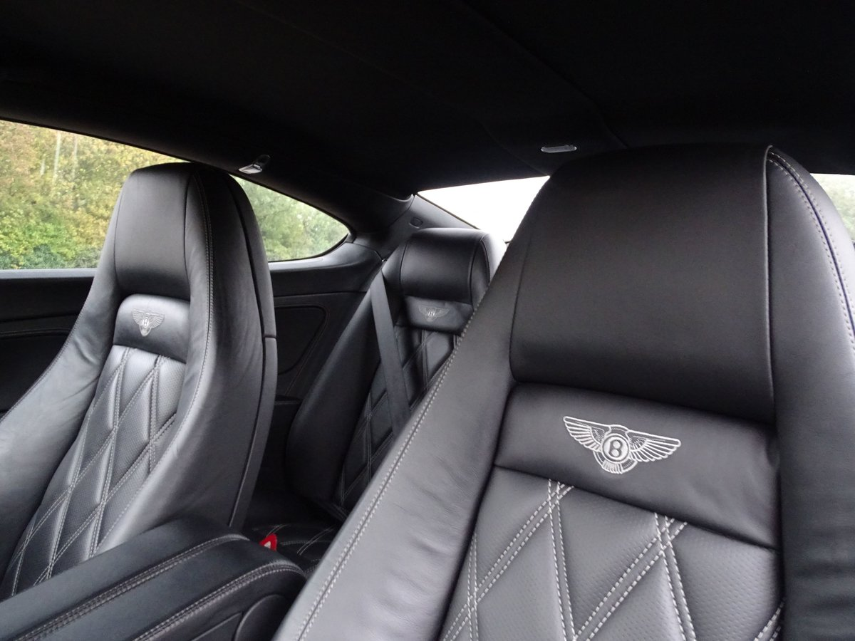 2006 Bentley  CONTINENTAL GT  COUPE AUTO  23,948 For Sale (picture 11 of 19)