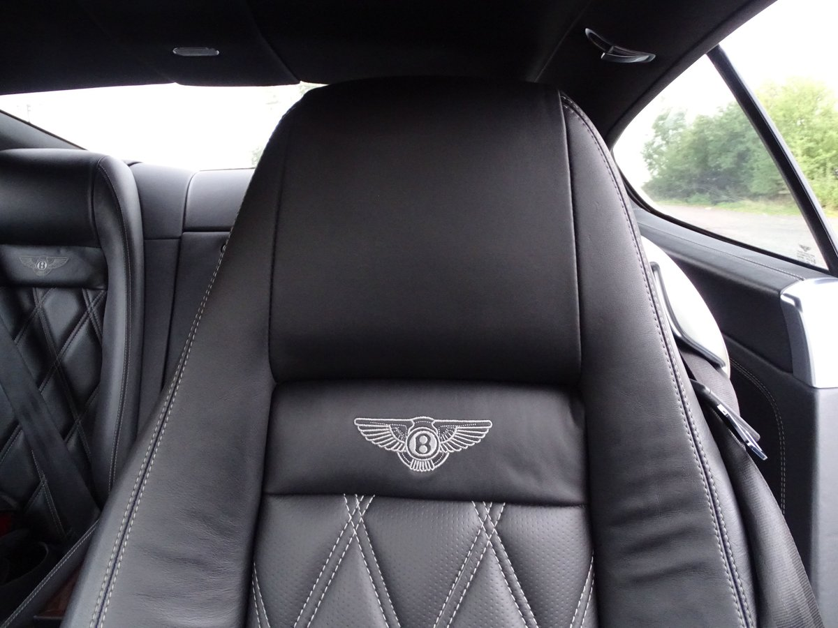 2006 Bentley  CONTINENTAL GT  COUPE AUTO  23,948 For Sale (picture 12 of 19)