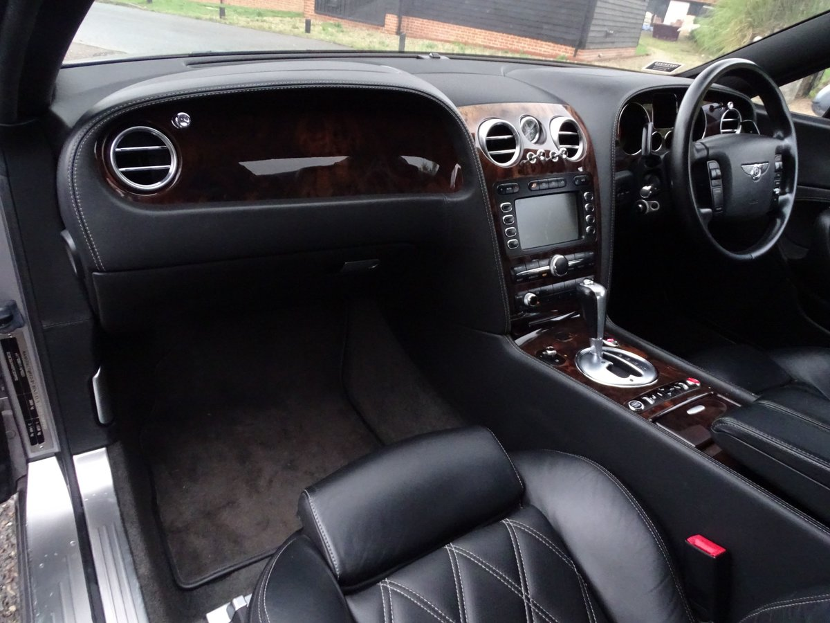 2006 Bentley  CONTINENTAL GT  COUPE AUTO  23,948 For Sale (picture 13 of 19)