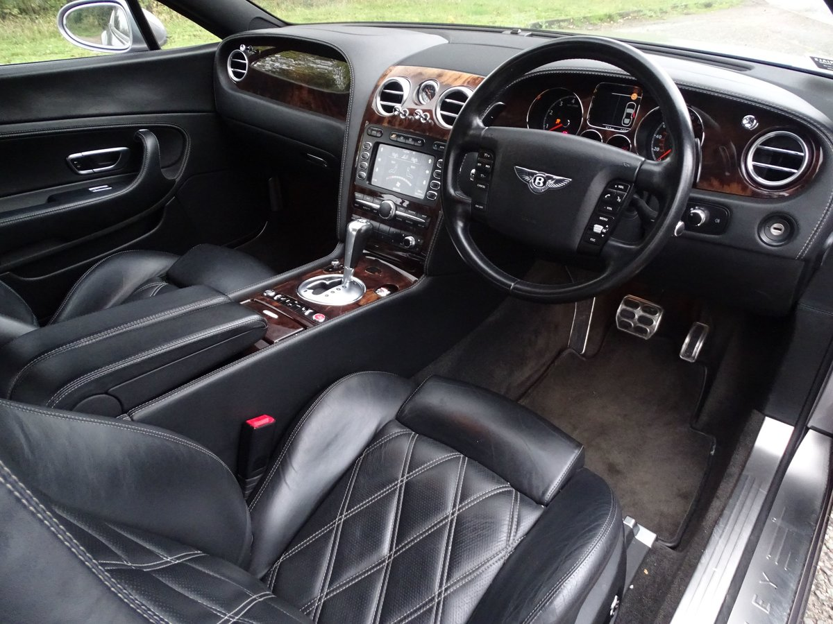 2006 Bentley  CONTINENTAL GT  COUPE AUTO  23,948 For Sale (picture 14 of 19)