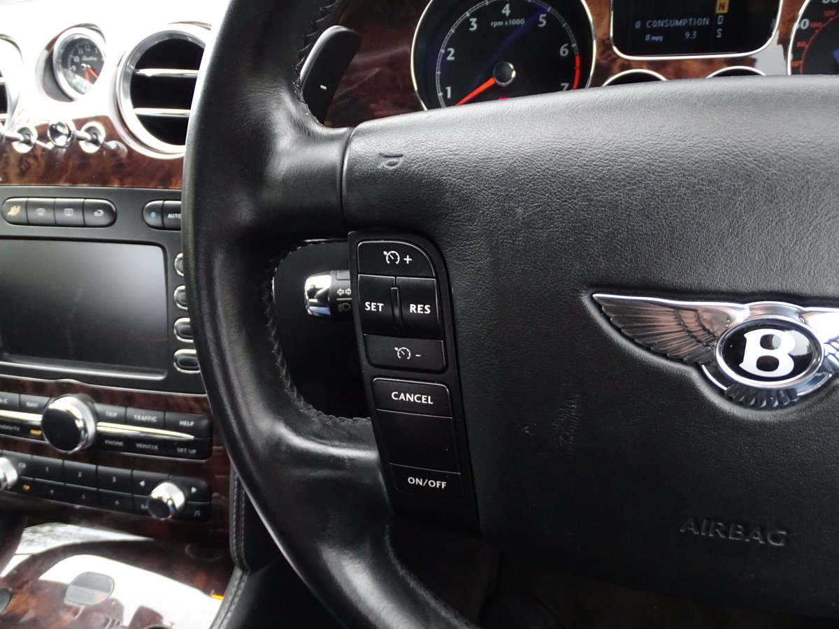 2006 Bentley  CONTINENTAL GT  COUPE AUTO  23,948 For Sale (picture 18 of 19)