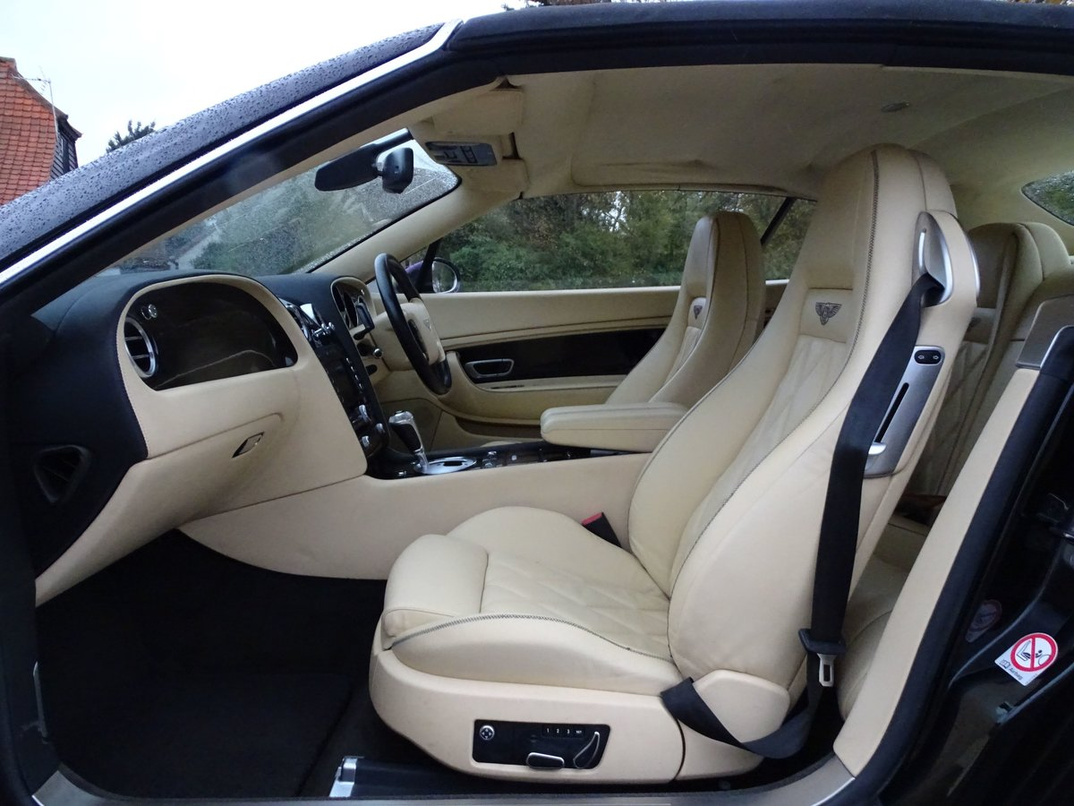 2008 Bentley  CONTINENTAL GTC  MULLINER CABRIOLET AUTO  32,948 For Sale (picture 3 of 24)