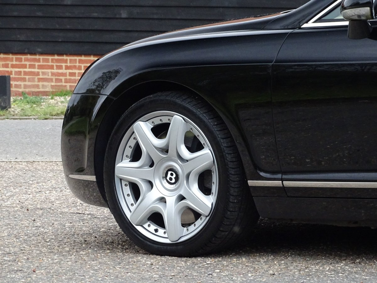 2008 Bentley  CONTINENTAL GTC  MULLINER CABRIOLET AUTO  32,948 For Sale (picture 5 of 24)