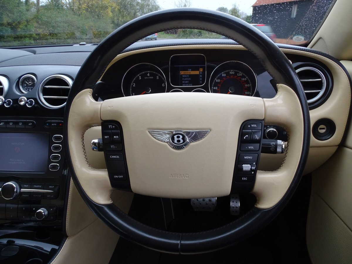 2008 Bentley  CONTINENTAL GTC  MULLINER CABRIOLET AUTO  32,948 For Sale (picture 8 of 24)