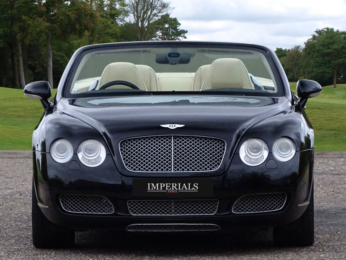 2008 Bentley  CONTINENTAL GTC  MULLINER CABRIOLET AUTO  32,948 For Sale (picture 10 of 24)