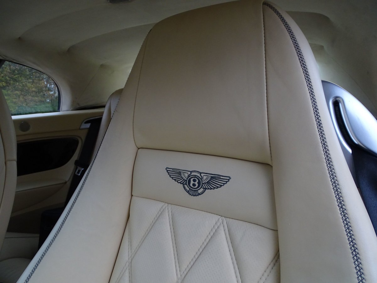 2008 Bentley  CONTINENTAL GTC  MULLINER CABRIOLET AUTO  32,948 For Sale (picture 12 of 24)