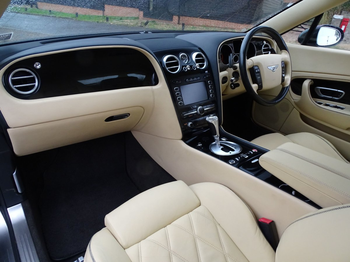 2008 Bentley  CONTINENTAL GTC  MULLINER CABRIOLET AUTO  32,948 For Sale (picture 13 of 24)