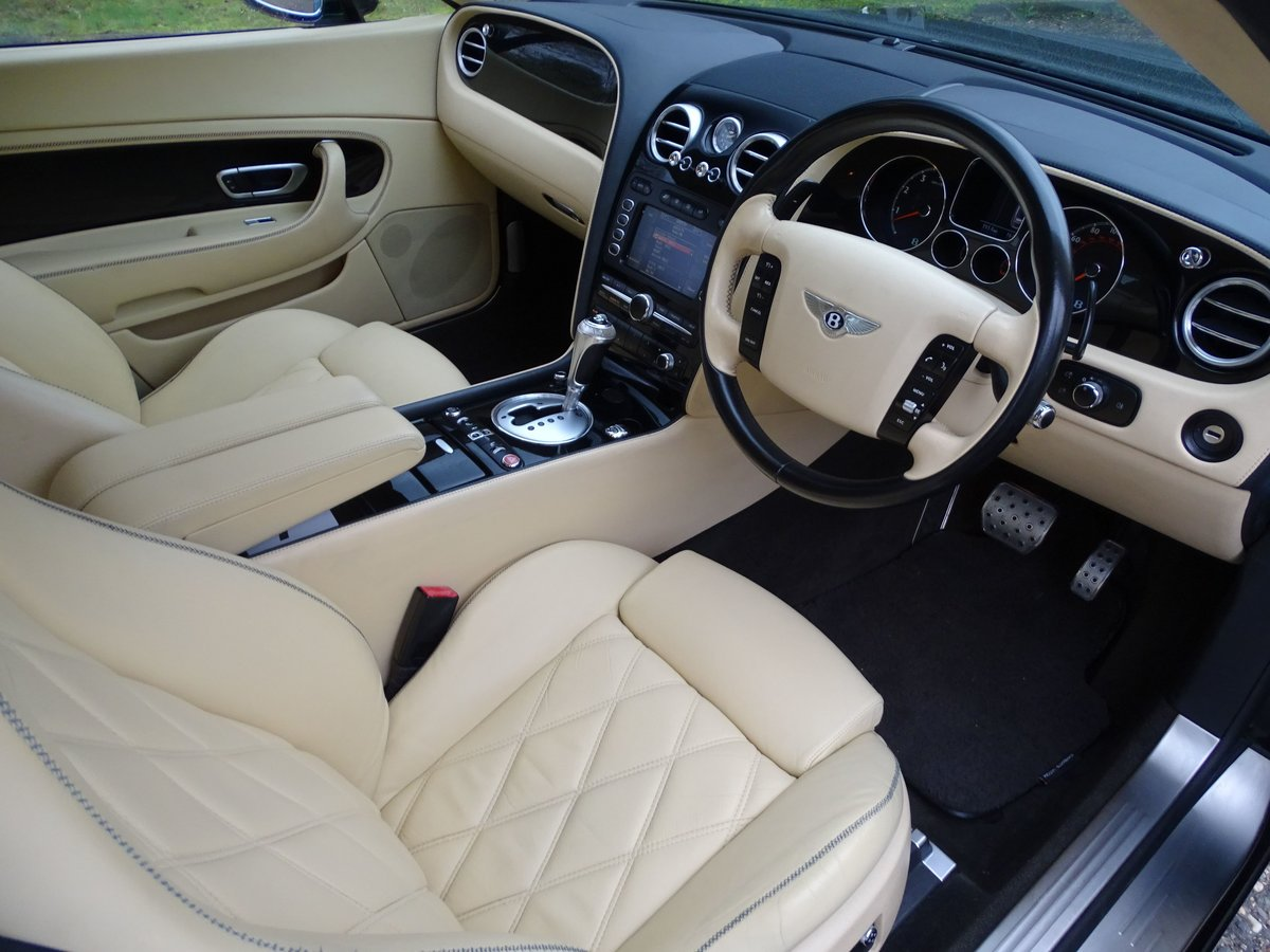 2008 Bentley  CONTINENTAL GTC  MULLINER CABRIOLET AUTO  32,948 For Sale (picture 14 of 24)