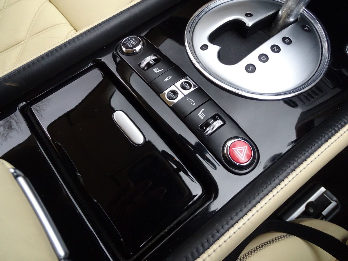 2008 Bentley  CONTINENTAL GTC  MULLINER CABRIOLET AUTO  32,948 For Sale (picture 20 of 24)