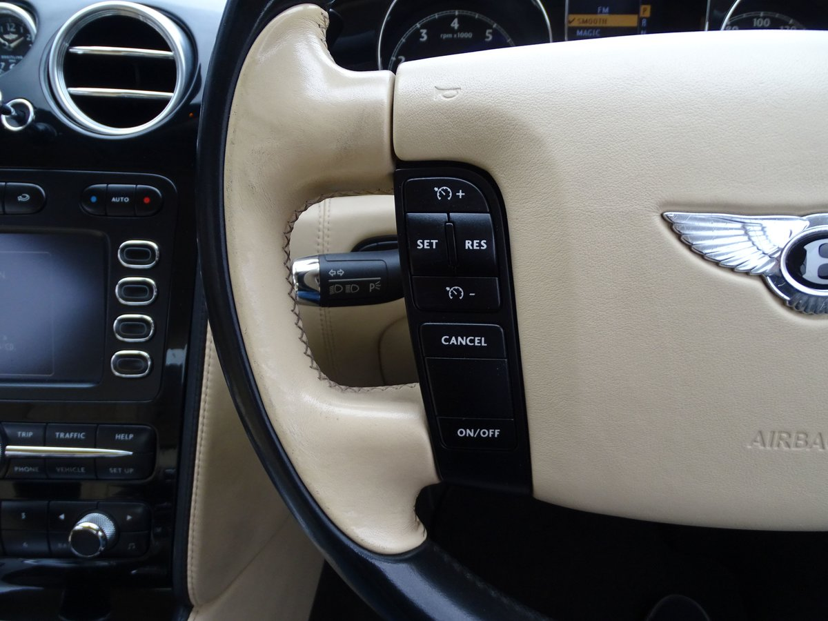2008 Bentley  CONTINENTAL GTC  MULLINER CABRIOLET AUTO  32,948 For Sale (picture 21 of 24)