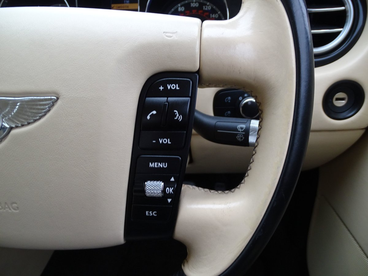 2008 Bentley  CONTINENTAL GTC  MULLINER CABRIOLET AUTO  32,948 For Sale (picture 22 of 24)