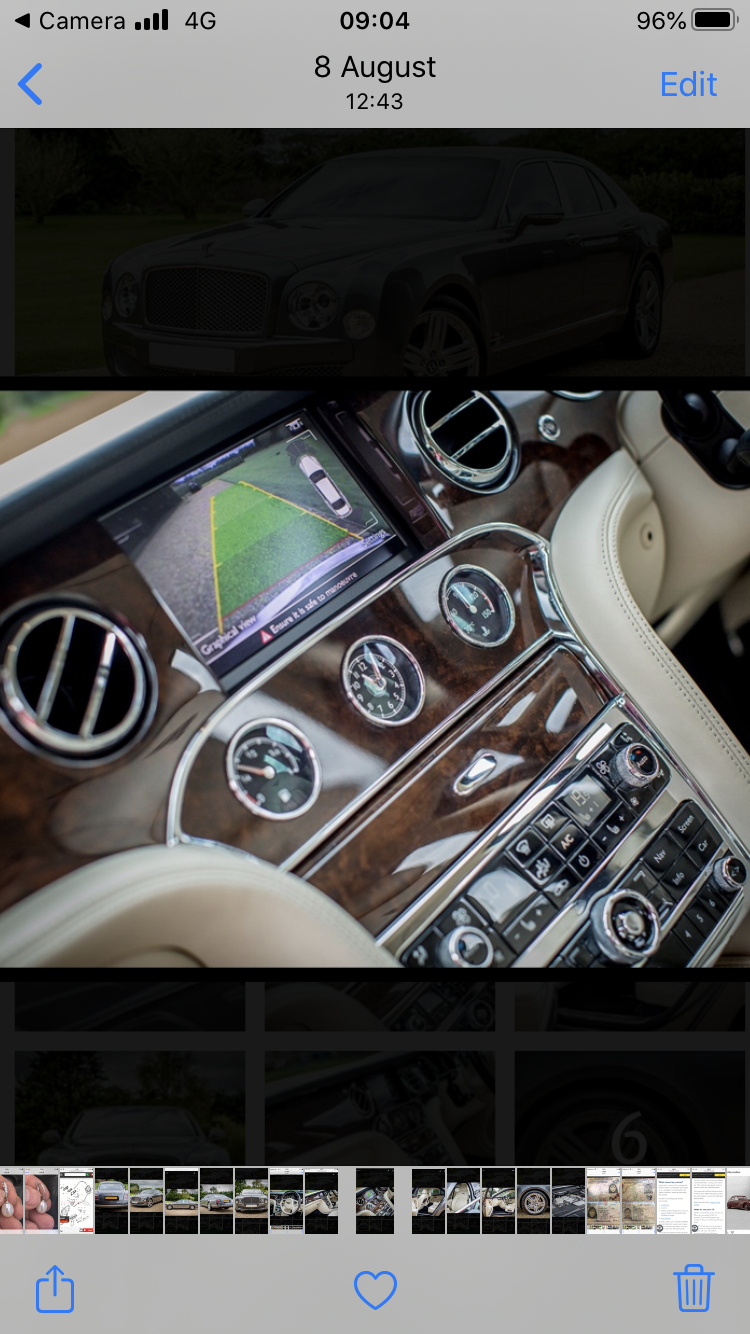 2012 Bentley Mulsanne For Sale (picture 6 of 6)