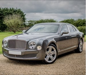 Picture of 2012 Bentley Mulsanne