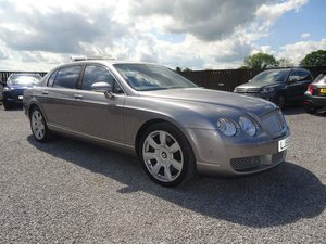 2005 BENTLEY FLYING SPUR 6.0 V12, FSH, 37K MILES, STUNNING! For Sale