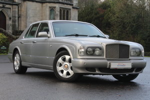 2001 Bentley Arnage Red Label Beautiful Low Mileage For Sale