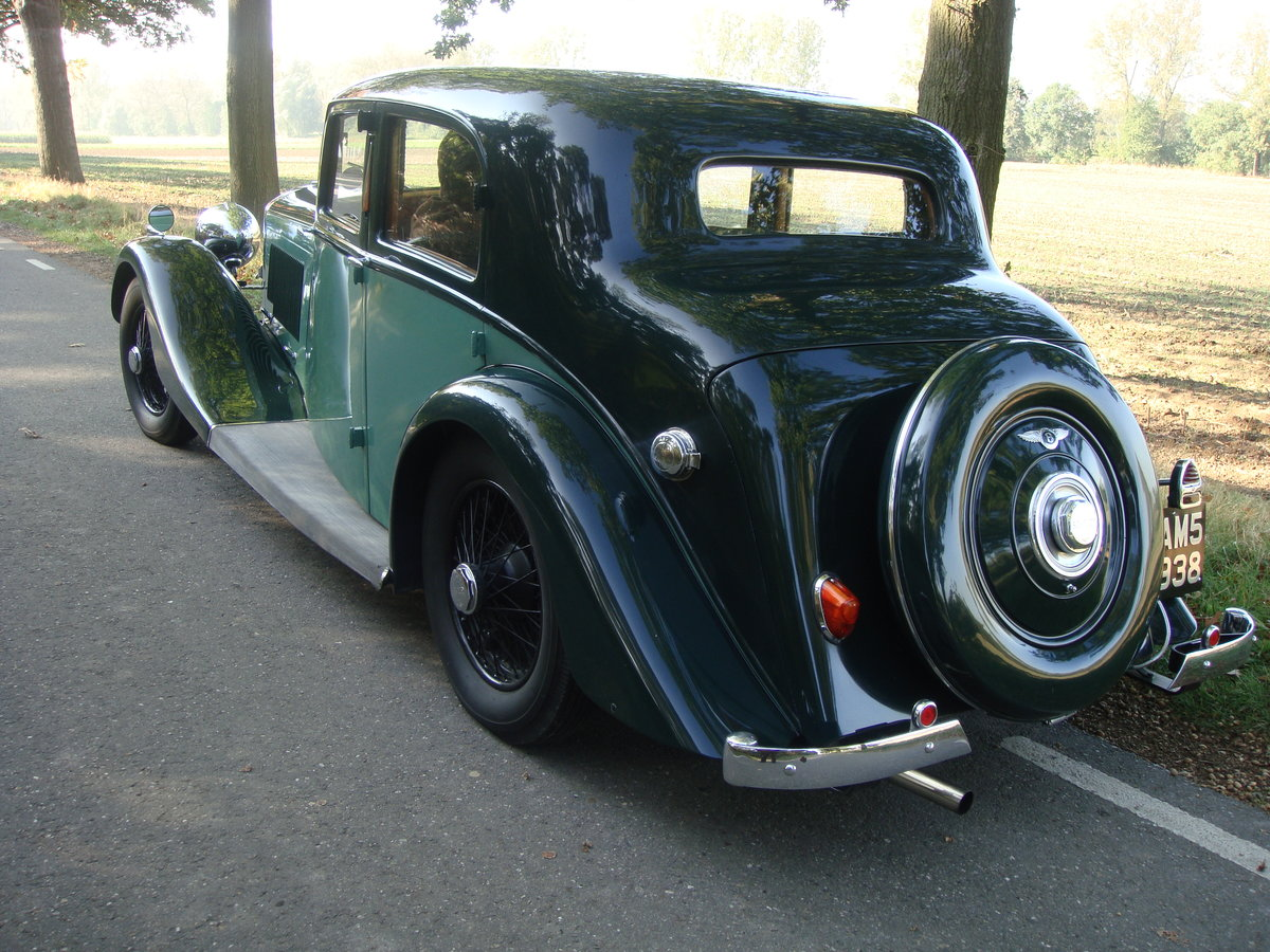 1936 Derby Bentley SOLD (picture 4 of 6)